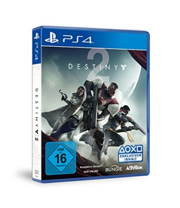 Destiny 2 - Standard Edition - [PlayStation 4] -