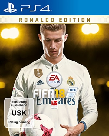 FIFA 18 - Ronaldo Edition - [PlayStation 4] -