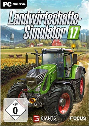 Landwirtschafts-Simulator 17 [PC Download] -