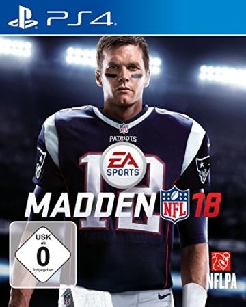 Madden NFL 18 - [PlayStation 4] -