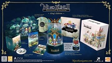 Ni No Kuni 2: Schicksal eines Königreichs  - King's Edition - [PlayStation 4] -