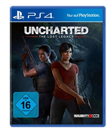 Uncharted: The Lost Legacy - [PlayStation 4] -